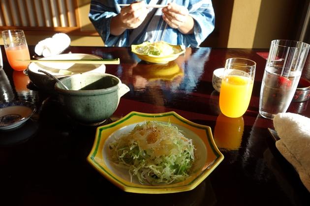 赤沢迎賓館 朝食3
