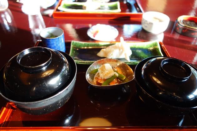 赤沢迎賓館 朝食6