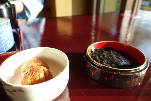 赤沢迎賓館 朝食8