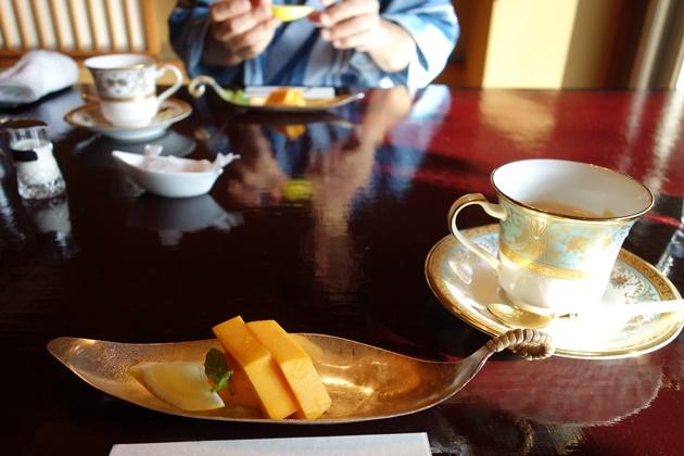 赤沢迎賓館 朝食11