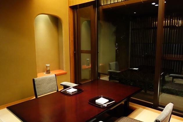 赤沢迎賓館 夕食1