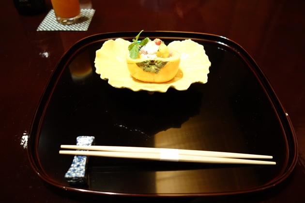 赤沢迎賓館 夕食4