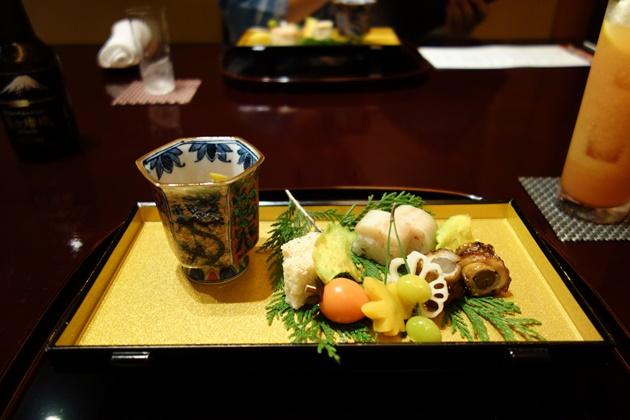 赤沢迎賓館 夕食6