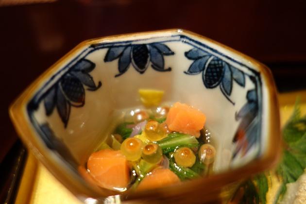 赤沢迎賓館 夕食8