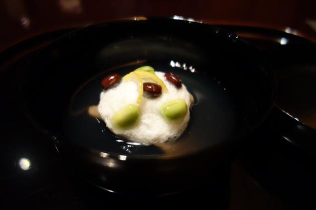 赤沢迎賓館 夕食9