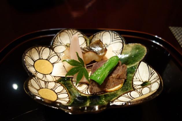 赤沢迎賓館 夕食12