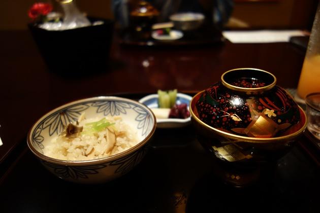 赤沢迎賓館 夕食15