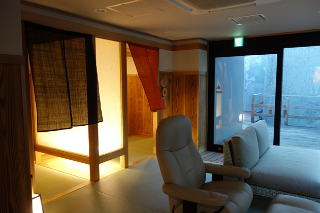 円の杜 大浴場8