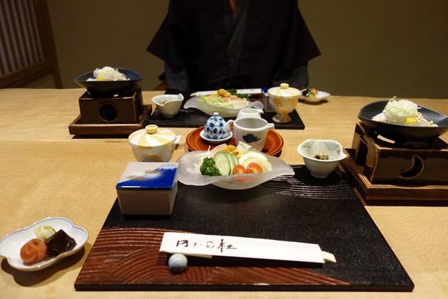 円の杜 朝食1