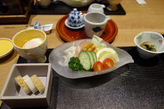 円の杜 朝食4