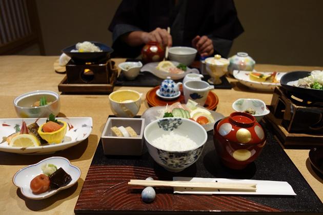 円の杜 朝食6