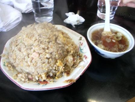チャーハン(キッチンあべ)