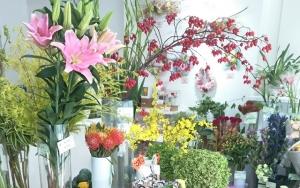 花のんさん店内風景