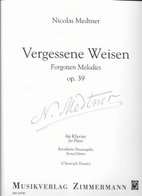 Medtner op39