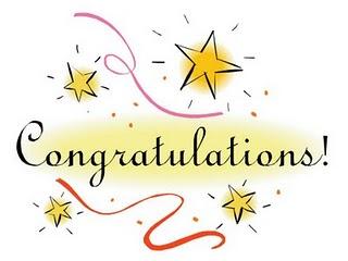 congratilations 1