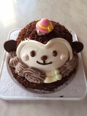 あさるケーキ
