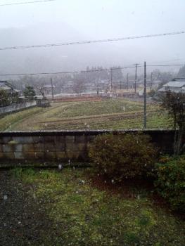 20151229初雪
