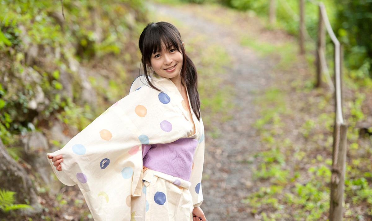 【No.26014】 浴衣 / 羽月希