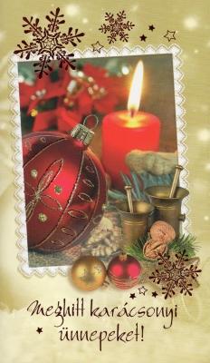 ハンガリーから☆クリスマス2015