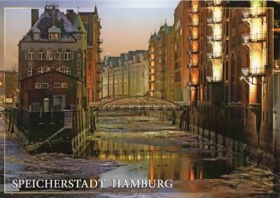 ドイツからポストカード20161