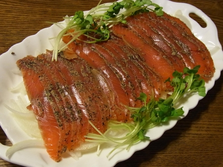 おうちでディナー (9)