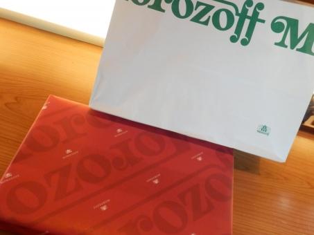 コージーコーナー&モロゾフ 差し入れ (8)