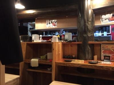 150907笑人六甲道店厨房