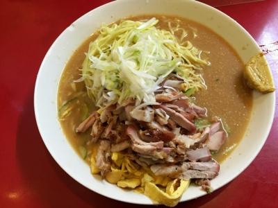 151204宝楽冷麺定食800円冷麺