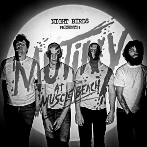 NIGHT BIRDS『Mutiny At Music Beach』