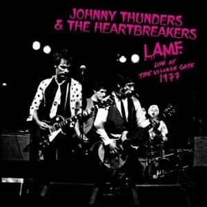 Johnny Thunders the HEARTBREAKERS』