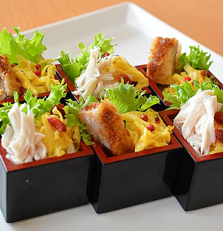 箱寿司ラスト