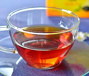 紅茶ラスト