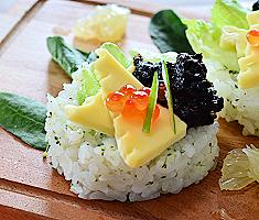 海苔の佃煮ーチーズ2