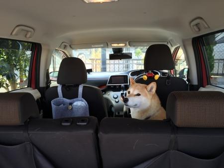 車中にて~