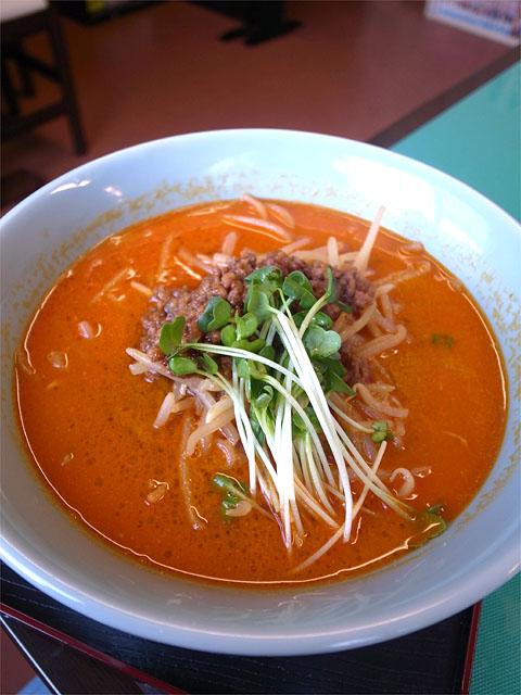 150830獅子林-担々麺