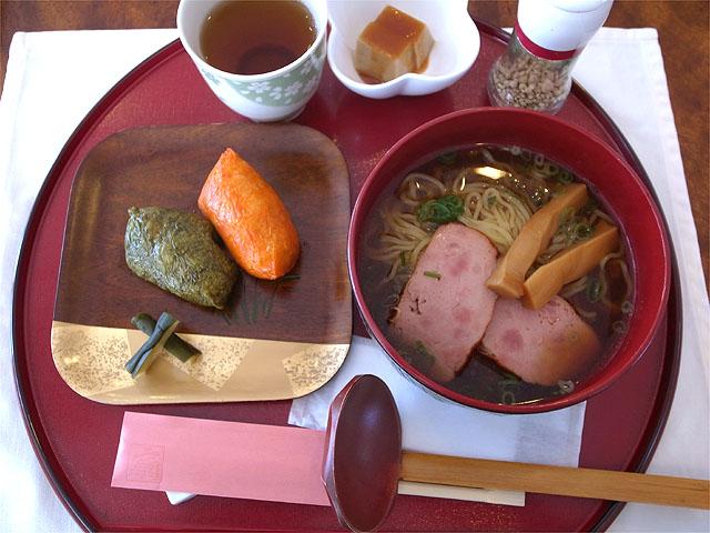 150621Ougi-麺セットランチ