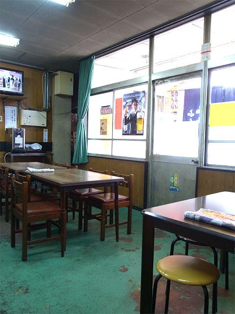 150702ふくや食堂-店内