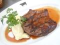 37SteakhouseBar ブラックアンガス牛のリブステーキ