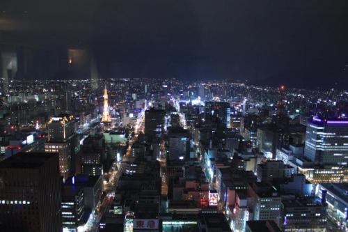 札幌夜景⑦