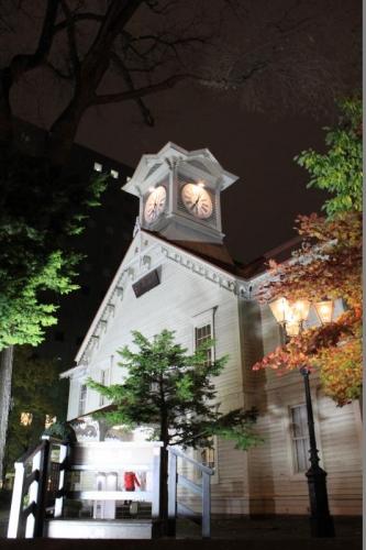 札幌夜景①