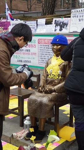 平成28年1月17日 韓国