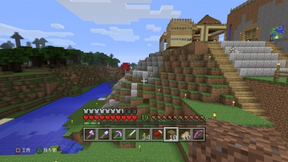 Minecraft_ PlayStation®4 Edition_201601(3)