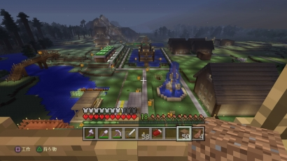 Minecraft_ PlayStation®4 Edition_201601(5)