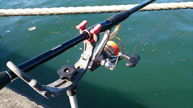 11:12 釣り開始