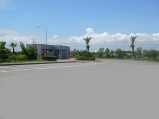 今泉パーキングエリア(下り)