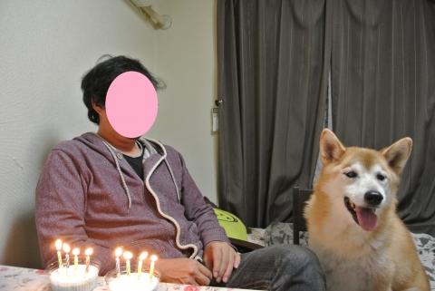 ライバルくん誕生日