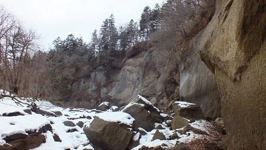 恵庭洞窟 (3)①