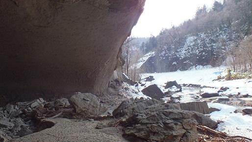 恵庭洞窟 (27)①