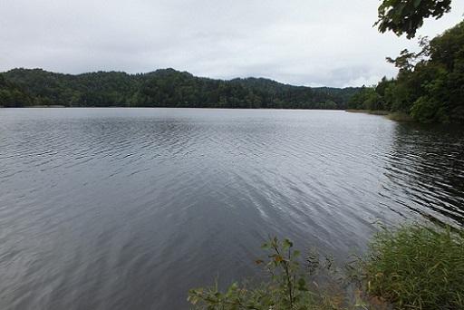チミケップ湖1
