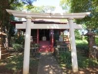 日本人村には神社もあった